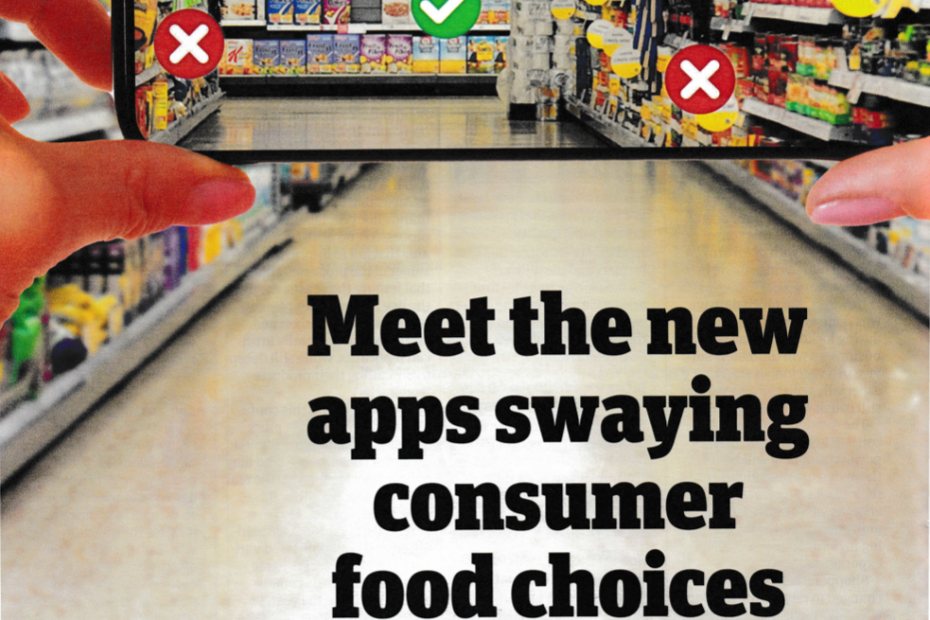 The Grocer article